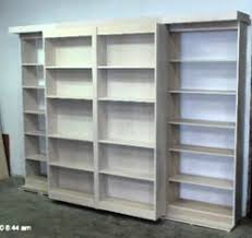 Murphy bed cabinet plans Low Profile Murphy Library Bed Full Size Cabinet Construction Plans Wallbeds By Bergman Murphy Library Bed Full Size Cabinet Construction Plans Wallbeds
