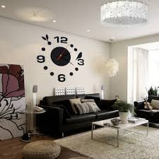 Decorative Wall Clocks For Living Room Large Wall Clocks For Living Room Yes Yes Go