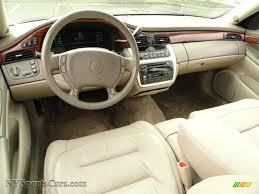 2002 Cadillac DeVille Sedan in White Diamond Pearl photo #14 ...