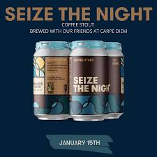 Contact carpe diem coffee & tea co. Limited Can Release Seize The Night Free The Hops
