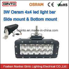 Performance Led Light Bars China High Performance 4x4 Led Light Bar 14inch For Offroad
