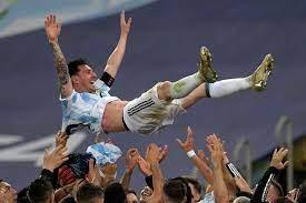 Argentina wins Copa America ...