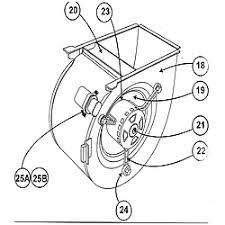 carrier gas furnace parts. blower carrier gas furnace parts