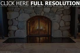 fireplace creative rustic fireplace screens with doors artistic color decor unique with home improvement creative