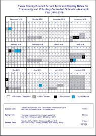 Moulsham Junior School - Term Dates