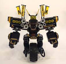 LEGO Ninjago Cole Mech Brick Show 2 (Page 1) - Line.17QQ.com