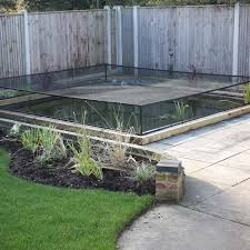 Small Picture Raised Steel Pond Cover Harrod Horticultural UK outdoor