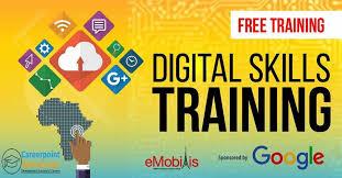 Poster Google Digital Skills Training Careerpoint Solutions