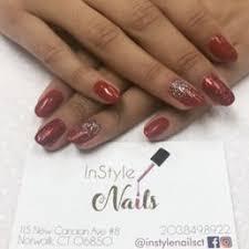photo of instyle nails norwalk ct united states my nails nov 1