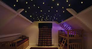 fiber lighting kit. create your own magical star ceiling with our self-install fiber optic kit lighting
