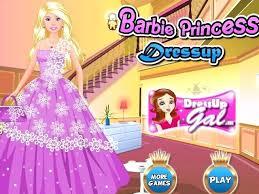 barbie princess games barbie princess dress up screenshot barbie princess cooking games free