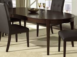 Oval Kitchen Table And Chairs Modern Oval Dining Table Tjihome