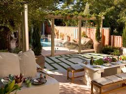 Small Picture 10 Mediterranean Inspired Outdoor Spaces HGTV