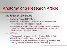 what is literature review article steps