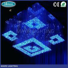 remote control chandelier chandelier copper fiber optic remote control hotel lobby fiber optic chandeliers for