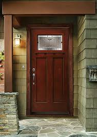 Painting A White Door To Look Like Wood I Should Definately Try - High end exterior doors