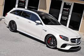 Is it a spacious supercar or a fast family car? 2018 Mercedes Benz E63 S Amg Wagon Renntech Amg E 63 S Wagon Renntech Stock 6062 For Sale Near Lake Park Fl Fl Mercedes Benz Dealer