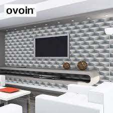 Modern 3D Wallpaper Roll Square Cube ...
