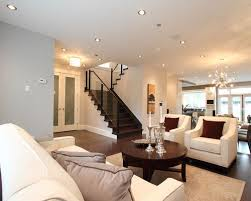 houzz recessed lighting.  recessed inspiration for a contemporary living room remodel in vancouver with gray  walls and houzz recessed lighting u