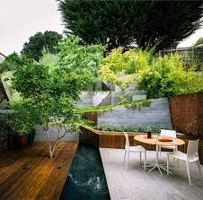 Check out the fallowing gallery of Zen Backyards that shows more elegant  combinations between traditional Asian gardens' elements and modern vision  and ...