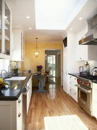 Captivating Galley Kitchen Remodel Remove Wall Images Design Ideas ...