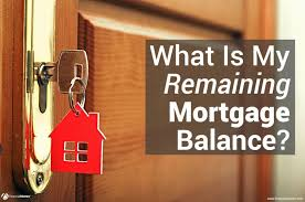 Image result for Cost of Remaining Mortgage