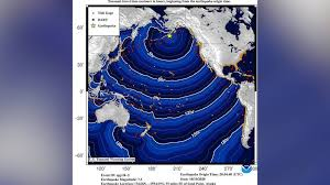 A tsunami warning was issued for south alaska, the alaska peninsula and the aleutian islands but was lifted by 8.40pm. No Tsunami Threat To B C After 7 5 Magnitude Earthquake In Alaska Globalnews Ca