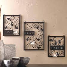 >live love laugh 3 piece black wall set black metal wall art argos  live love laugh 3 piece black wall set black metal wall art argos