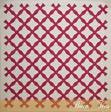 44 best Modern One-Block Quilts images on Pinterest | Block quilt ... & Piece N Quilt: Bow Ties - A Modern One-Block Quilt Adamdwight.com