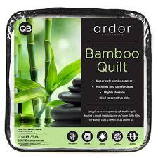 Ardor Home Australia Bamboo Quilt &  Adamdwight.com