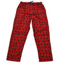 Pants Logos Polo Ralph Lauren Mens Polo Bear Flannel Sleep Pants Logos Lounge