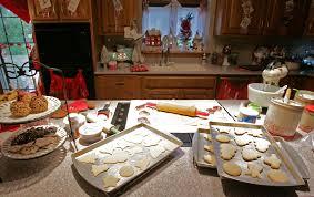 Christmas Kitchen Christmas Fantasy House Open Through Nov 10