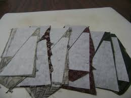 Necktie quilt instructions | Anita's piecing and quilting tutorials & Necktie quilt tutorial 2014 019 Adamdwight.com