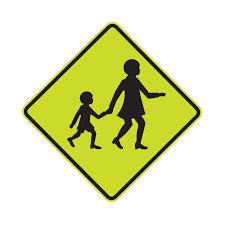Regulatory School Signs Children Crossing Regulatory Traffic
