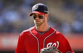 Image result for baseball player in eye black
