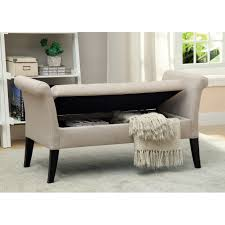 Storage Benches For Living Room Kiara Upholstered Storage Bench Reviews Joss Main
