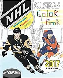 Small Picture NHL All Stars 2017 Hockey Coloring and Activity Book for Adults