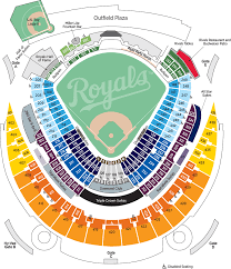 Royals Seating Chart 2012 2012 Royals Ticket Group Pricing Kansas City Royals