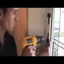 safeslider sliding door lock easy installation you