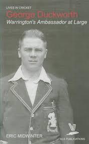 George Duckworth: Warrington's Ambassador at Large (Lives in ...