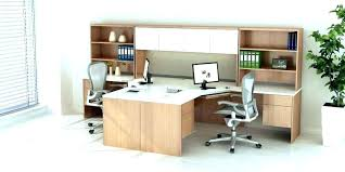Home office for 2 Build In 16 Home Office Desk Ideas For Two In Person Desks 13 Mprnac With Intended For Person Office Furniture Plan Viagemmundoaforacom Person Desk Two Person Computer Desk Home Office With Two Desks In