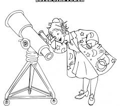 Small Picture Coloring For Kids Magic School Bus Coloring Pages At Remodelling