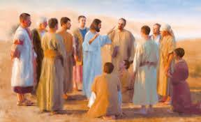 Resultado de imagem para JESUS E SEUS DISCÍPULOS