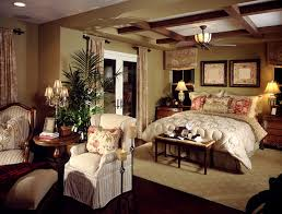 traditional bedroom ideas with color. Traditional Bedroom Design With Exposed Beams And Hardwood Floors Ideas Color
