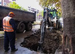 До 15 часа без вода ще бъдат жителите на ул. Haos V Kyuchuka Sled Porednata Vik Avariya Snimki Video
