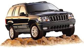 Wj limited jeep