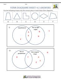 Venn Diagram Math Problems Pdf Venn Diagram Worksheet 4th Grade
