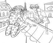 Small Picture miraculous ladybug and chat noir season 2 Coloring pages Printable