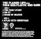 The Flaming Lips 2011 #9: The Flaming Lips with Yoko Ono/Plastic Ono Band