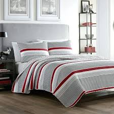 nautical bed sets striped reversible anchor themed quilt set the best nautical nautical bed